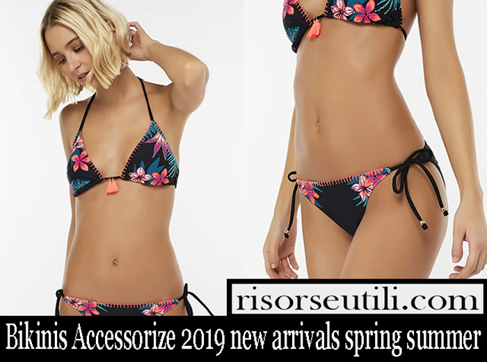 New Arrivals Accessorize 2019 Women's Swimwear