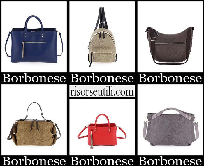 New Arrivals Borbonese 2019 Women's Handbags