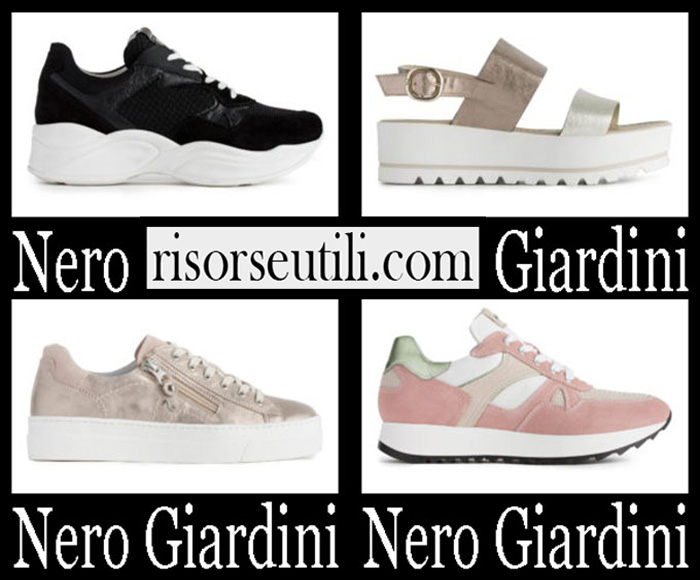 New Arrivals Nero Giardini 2019 Women's Shoes