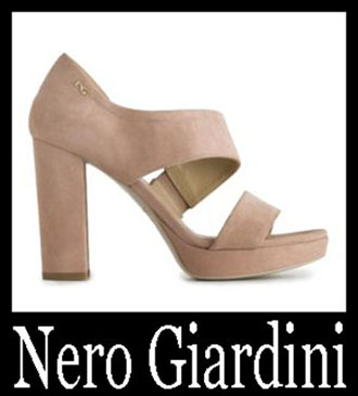 Shoes Nero Giardini 2019 New Arrivals Spring Summer 20