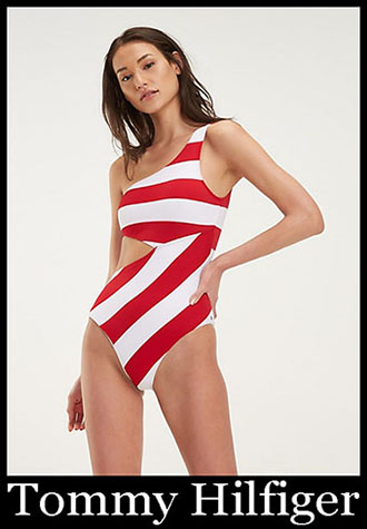 Swimsuits Tommy Hilfiger 2019 Women's New Arrivals 14