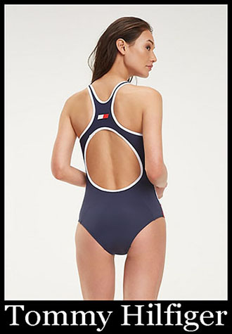Swimsuits Tommy Hilfiger 2019 Women's New Arrivals 15