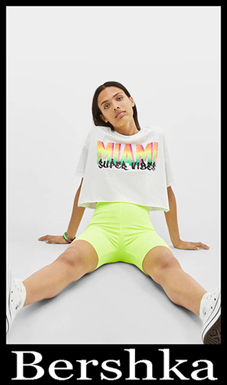 T Shirts Bershka 2019 Women's New Arrivals Summer 12