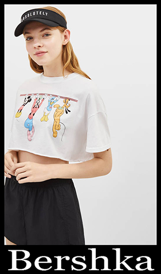 T Shirts Bershka 2019 Women's New Arrivals Summer 14