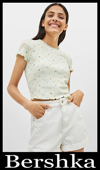 T Shirts Bershka 2019 Women's New Arrivals Summer 25