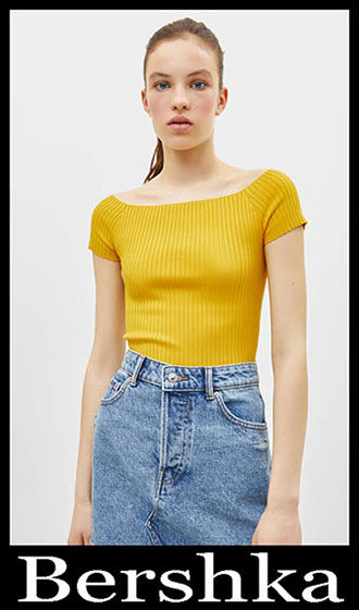 T Shirts Bershka 2019 Women's New Arrivals Summer 37