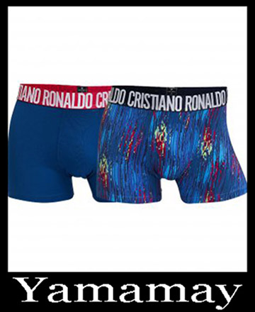Underwear CR7 Yamamay 2019 Cristiano Ronaldo Look 2