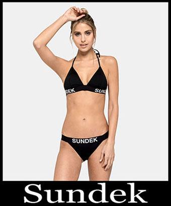 Bikinis Sundek 2019 New Arrivals Spring Summer Trend 1
