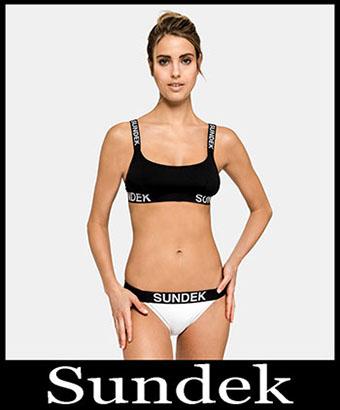 Bikinis Sundek 2019 New Arrivals Spring Summer Trend 10