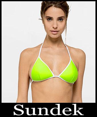 Bikinis Sundek 2019 New Arrivals Spring Summer Trend 17