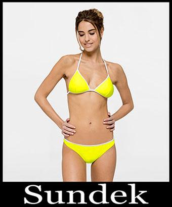 Bikinis Sundek 2019 New Arrivals Spring Summer Trend 19