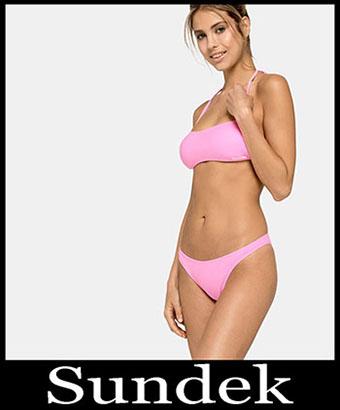 Bikinis Sundek 2019 New Arrivals Spring Summer Trend 6