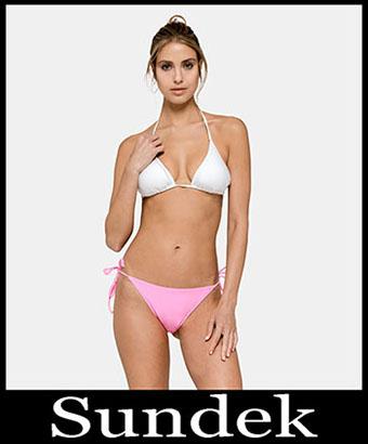 Bikinis Sundek 2019 New Arrivals Spring Summer Trend 9