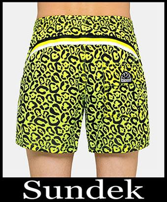 Boardshorts Sundek 2019 Men's New Arrivals Summer 12