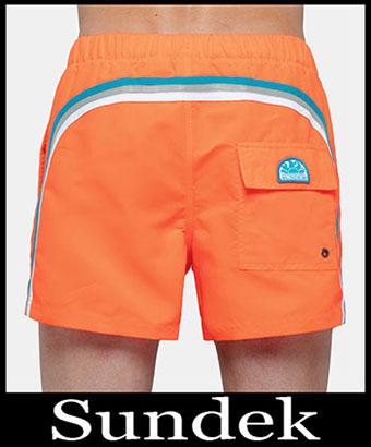 Boardshorts Sundek 2019 Men's New Arrivals Summer 18