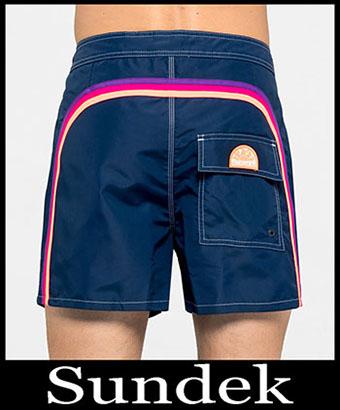 Boardshorts Sundek 2019 Men's New Arrivals Summer 19