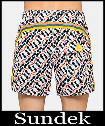 Boardshorts Sundek 2019 Men's New Arrivals Summer 9