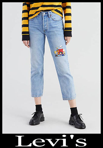 Jeans Levis 2019 New Arrivals Spring Summer Womens 45