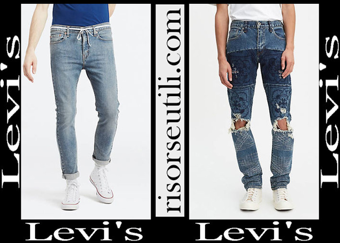 New Arrivals Levis 2019 Men's Denim
