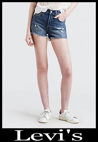 Shorts Levis 2019 New Arrivals Spring Summer Womens 1
