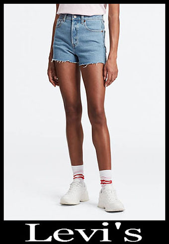 Shorts Levis 2019 New Arrivals Spring Summer Womens 11