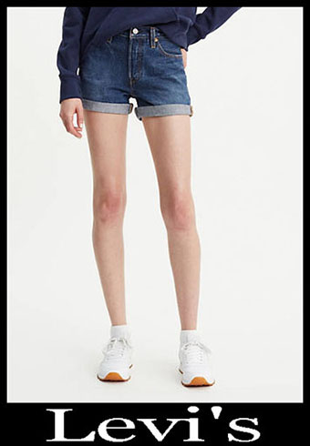 Shorts Levis 2019 New Arrivals Spring Summer Womens 12