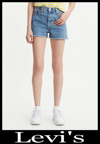 Shorts Levis 2019 New Arrivals Spring Summer Womens 17
