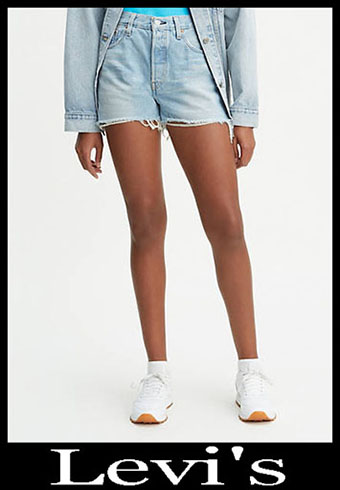 Shorts Levis 2019 New Arrivals Spring Summer Womens 2