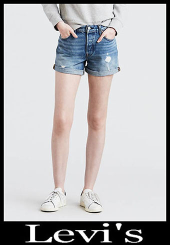 Shorts Levis 2019 New Arrivals Spring Summer Womens 22