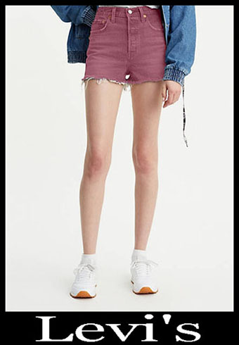 Shorts Levis 2019 New Arrivals Spring Summer Womens 28