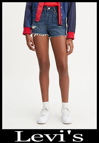 Shorts Levis 2019 New Arrivals Spring Summer Womens 3