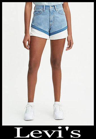 Shorts Levis 2019 New Arrivals Spring Summer Womens 8