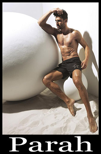 Swimwear Parah 2019 Men's New Arrivals Summer Look 8