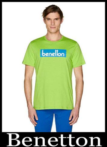 T Shirts Benetton 2019 New Arrivals Mens Summer 10