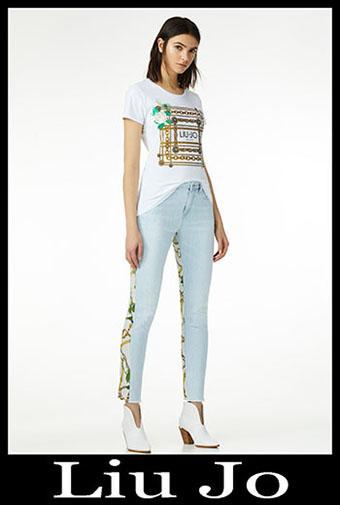 T Shirts Liu Jo 2019 New Arrivals Spring Summer Trends 19