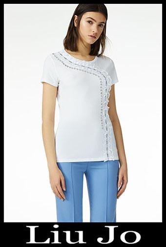 T Shirts Liu Jo 2019 New Arrivals Spring Summer Trends 20
