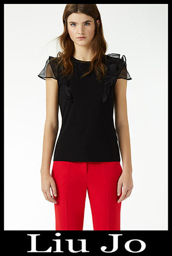 T Shirts Liu Jo 2019 New Arrivals Spring Summer Trends 6