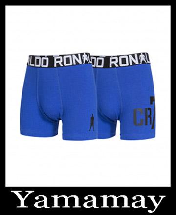 Underwear CR7 Yamamay 2019 Cristiano Ronaldo Look 11