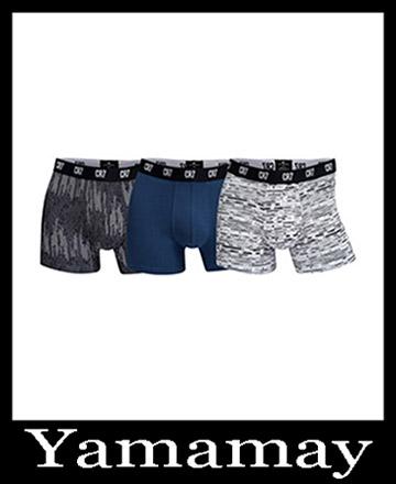 Underwear CR7 Yamamay 2019 Cristiano Ronaldo Look 12