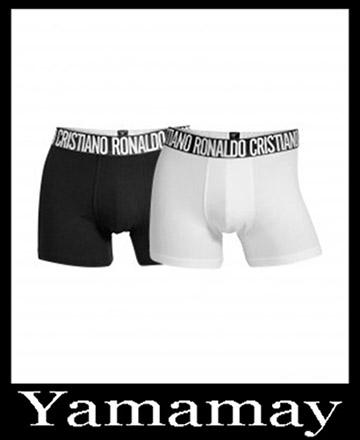 Underwear CR7 Yamamay 2019 Cristiano Ronaldo Look 13