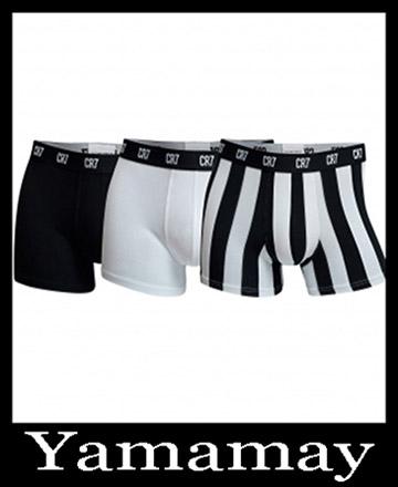 Underwear CR7 Yamamay 2019 Cristiano Ronaldo Look 9