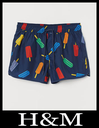 Boardshorts HM 2019 Men's New Arrivals Summer Look 6