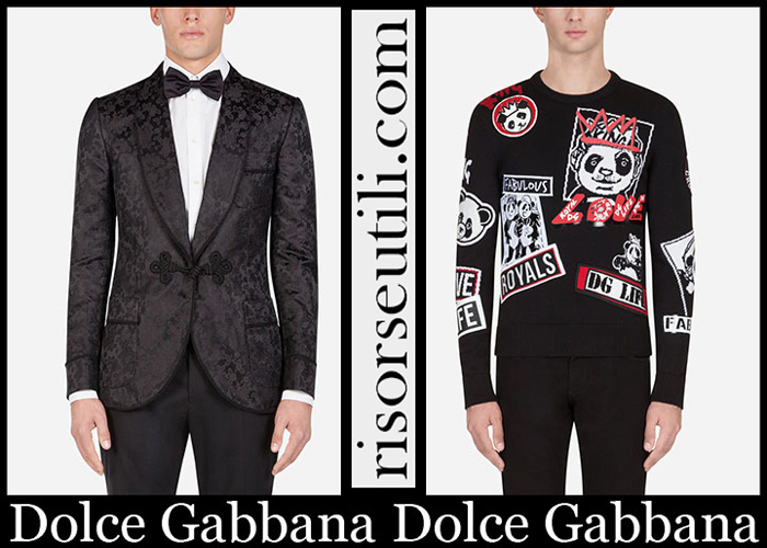 New Arrivals Dolce Gabbana 2019 Men's Clothing