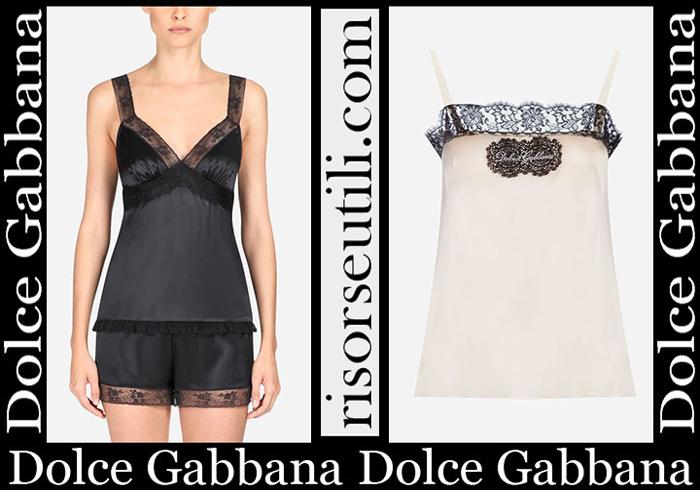 New Arrivals Dolce Gabbana 2019 Women's Accessories