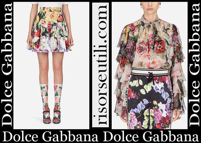 New Arrivals Dolce Gabbana 2019 Women's Clothing
