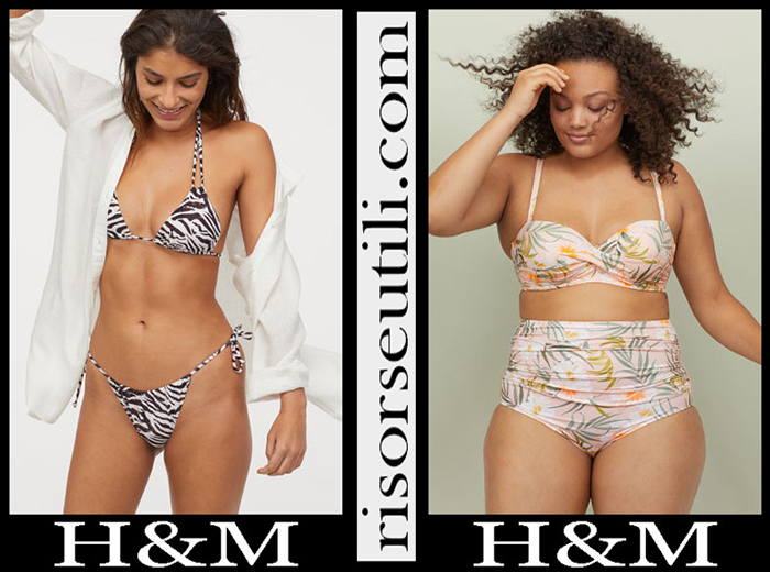 New Arrivals HM 2019 Women's Swimwear