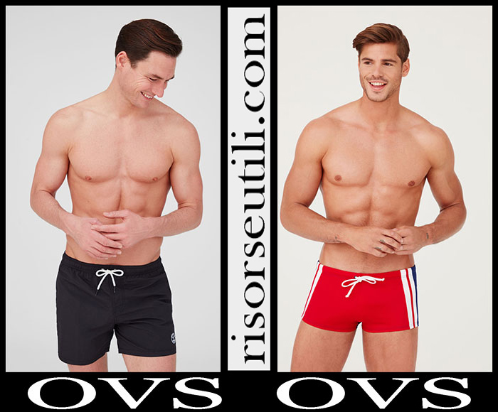 New Arrivals OVS 2019 Men's Swimwear