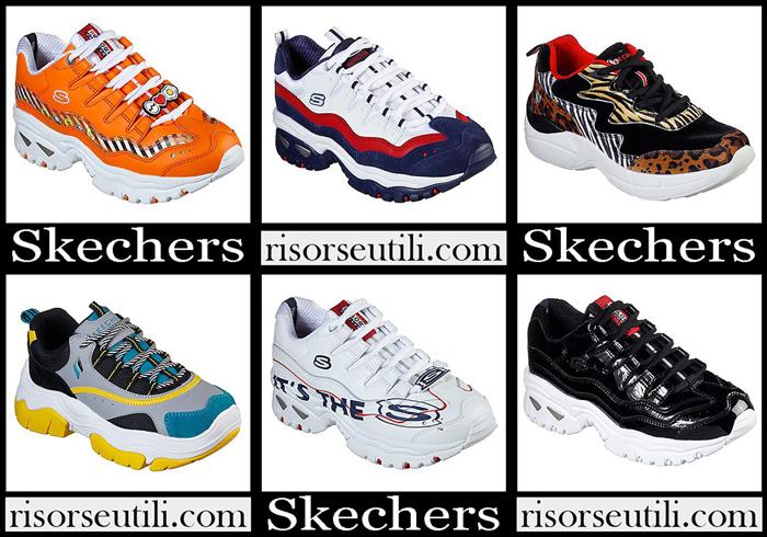 New Arrivals Skechers 2019 Women's Shoes