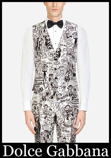 Sales Dolce Gabbana 2019 Men's New Arrivals Summer 29