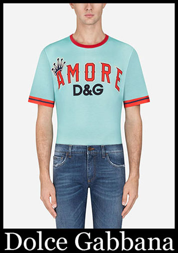 Sales Dolce Gabbana 2019 Men's New Arrivals Summer 33